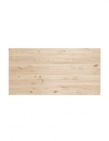 Tablero de madera de pino para escritorio