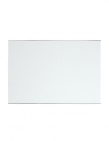Tablero de cristal transparente para palet y escritorio 120x80cm