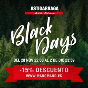 black days astigarraga kit line